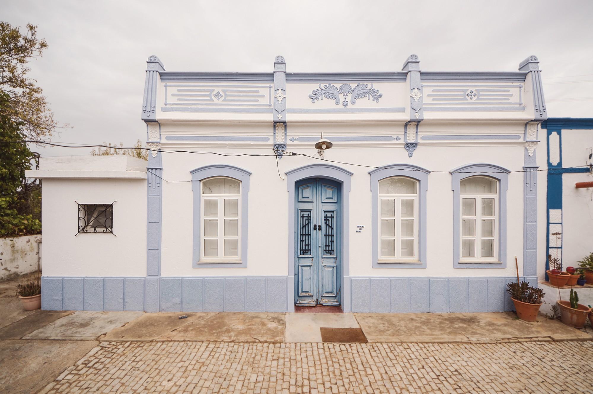Edifício original / Original building.