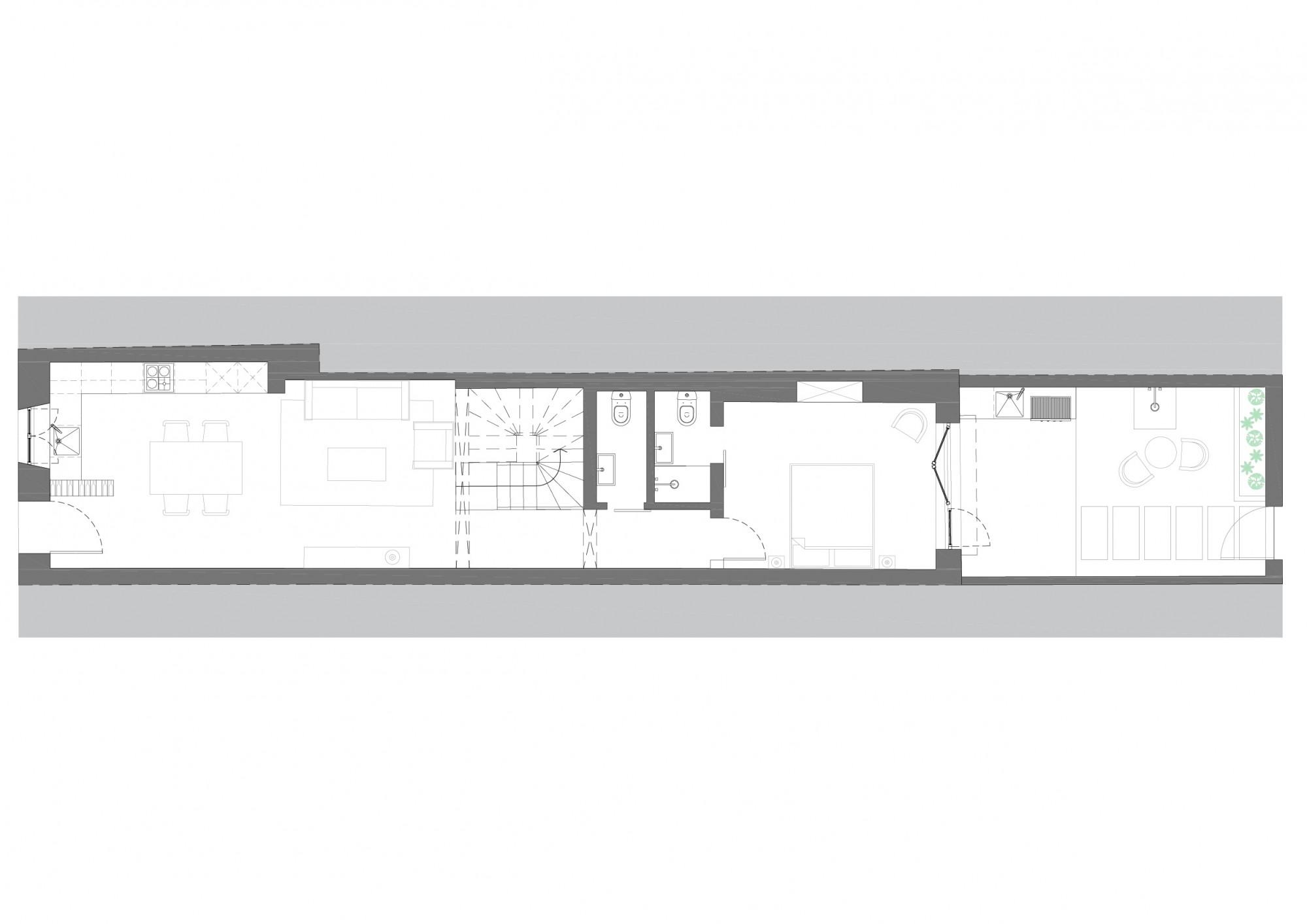Piso 1 / Ground Floor